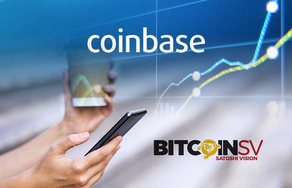 How to withdraw Bitcoin SV from Coinbase