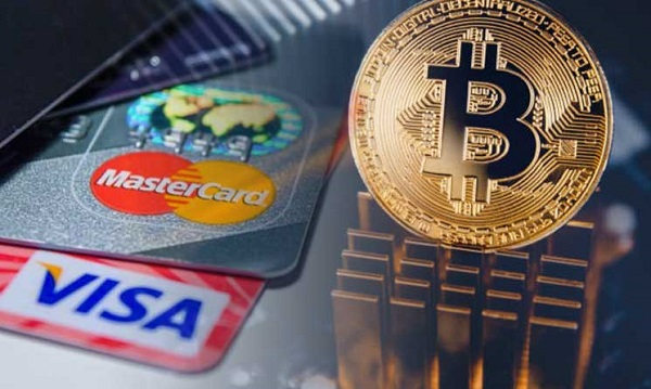 buy Bitcoin through Credit Card-Debit Card