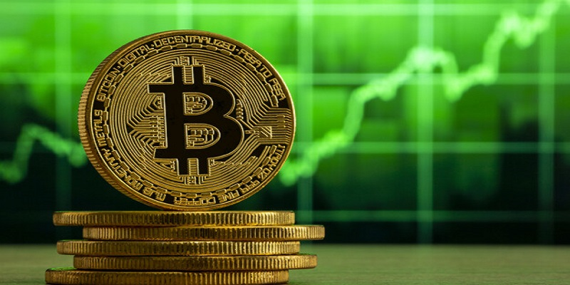 Bitcoin price violently rejected