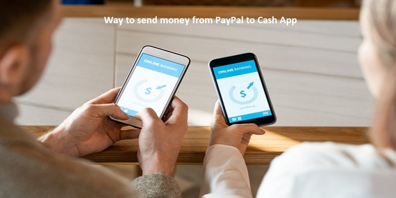 Send money from PayPal to Cash App